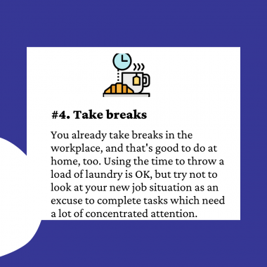 Deversity-consults-5-essential-Working-From-Home-Tips-during-covid19- Tip-number-four