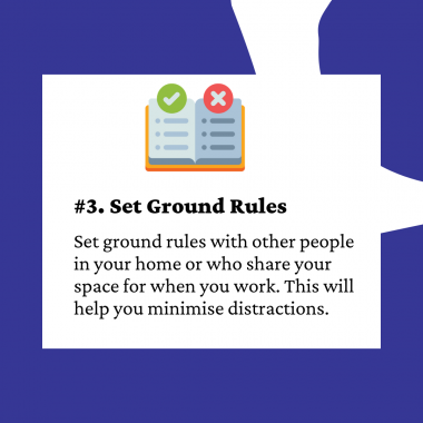 Deversity-consults-5-essential-Working-From-Home-Tips-during-covid19- Tip-number-three
