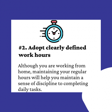 Deversity-consults-5-essential-Working-From-Home-Tips-during-covid19- Tip-number-two