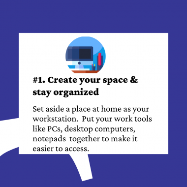 Deversity-consults-5-essential-Working-From-Home-Tips-during-covid19- Tip-number-one