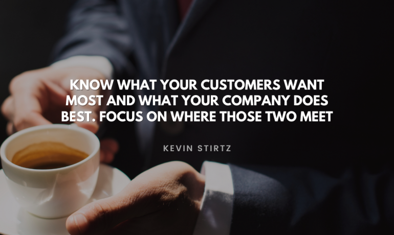 understanding-your-customer-kevin-stirtz